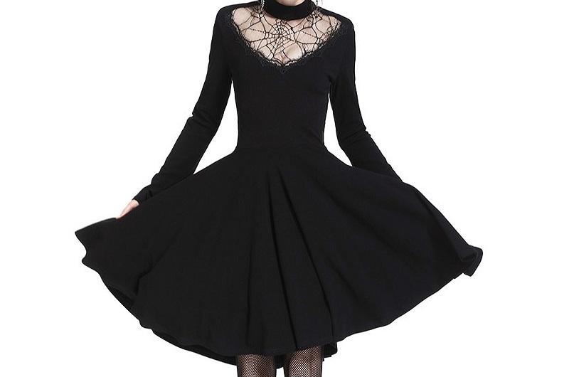 Geschichte der gotischen Bekleidungsmode