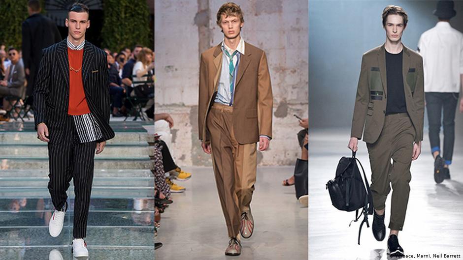 Mode gestern und heute