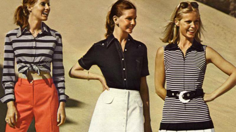 Ein Überblick über die Mode in den 1970er Jahren