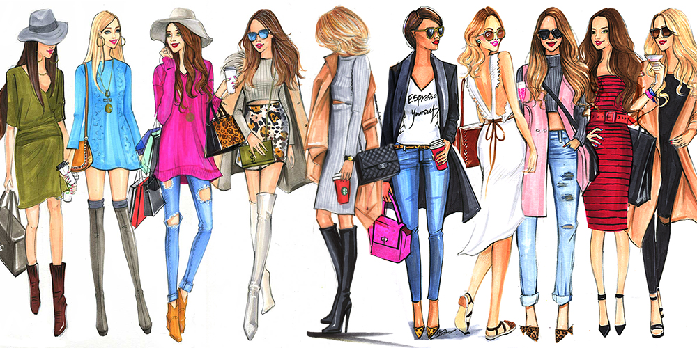 Mode und Stil