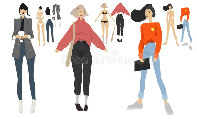 Mode und Teenager