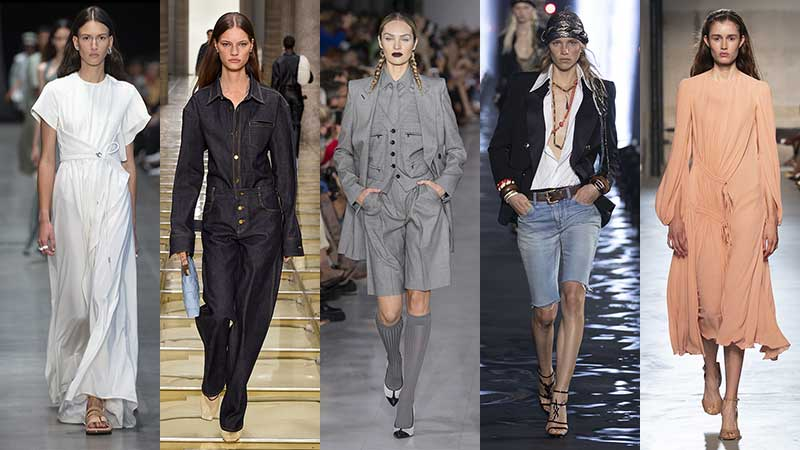 Die Anpassung von Modetrends