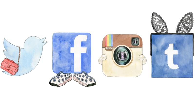 Wie Social Media die aktuellen Moden und Trends beeinflusst