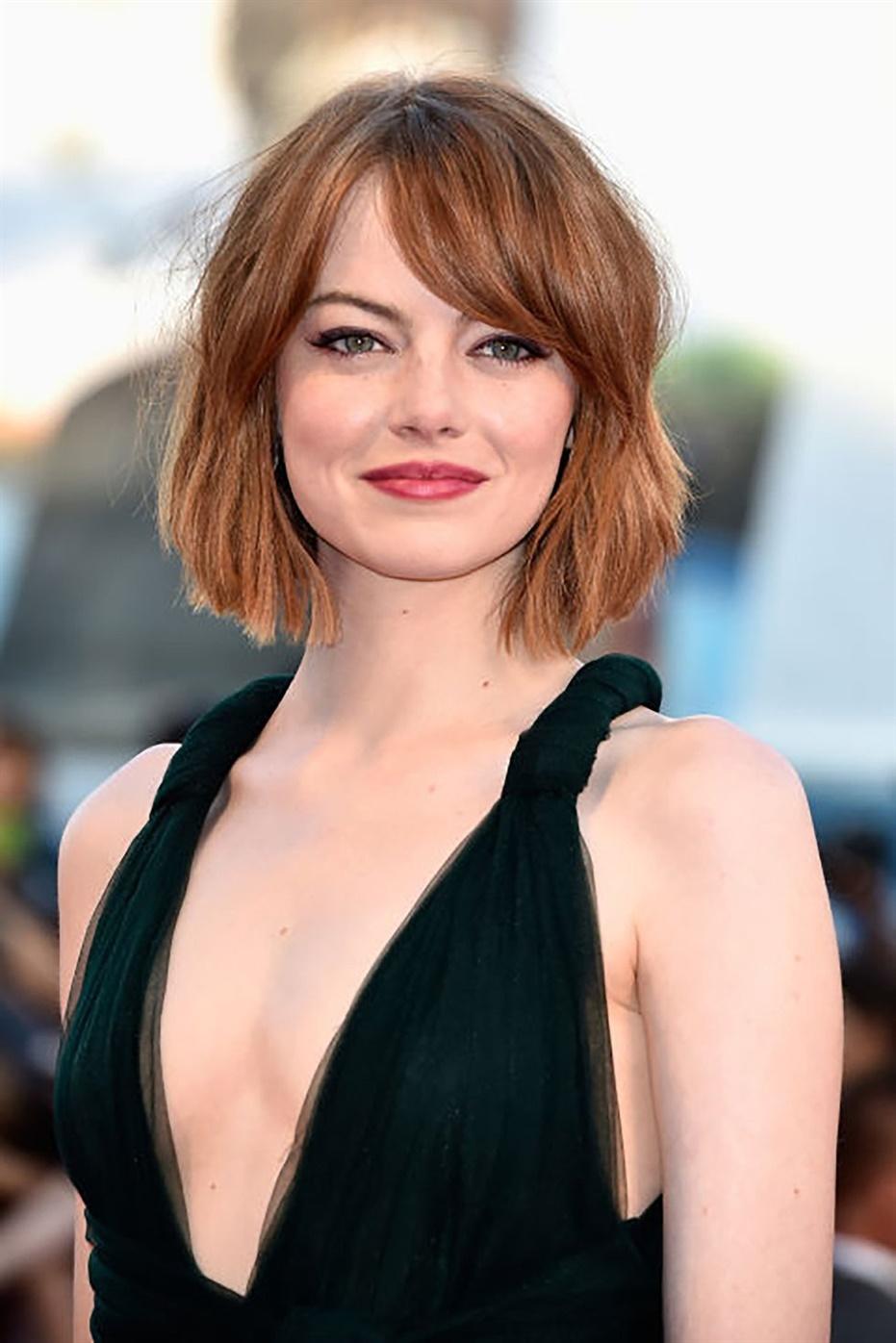 Beste Haarschnitte Frauen Mittellang