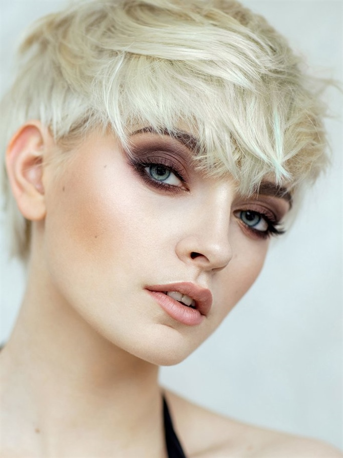 Short Pixie Hairstyles  Cheeky, wild and still feminine! The pixie cut in the undone look gives its wearer an unbeatable portion of casualness.