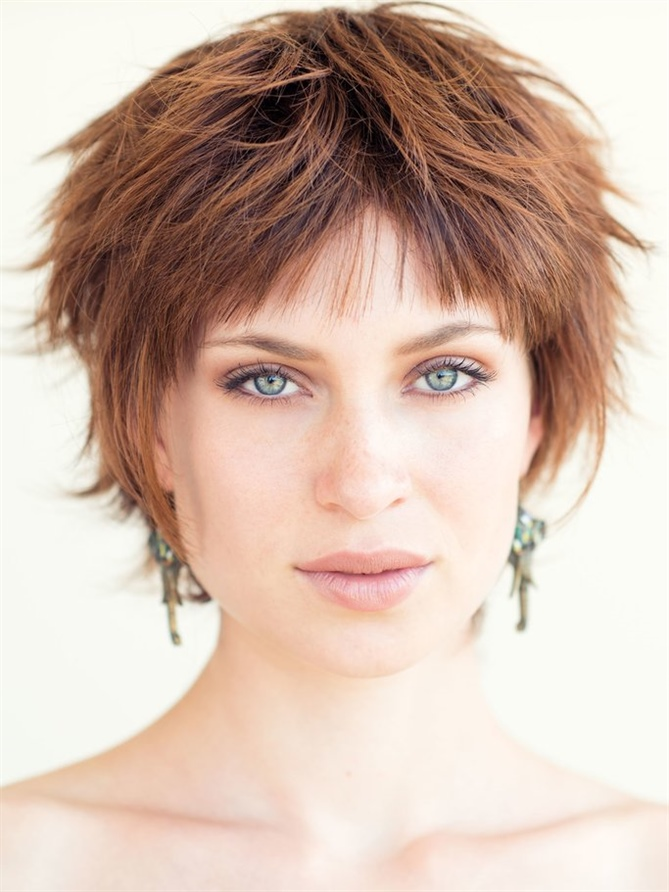 Very Long Pixie Hairstyles for Thin Hair