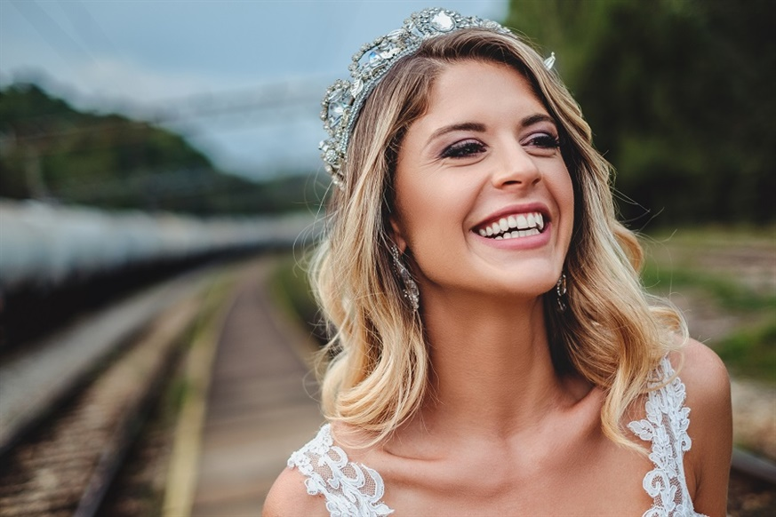 Wedding Hairstyles Natural Style