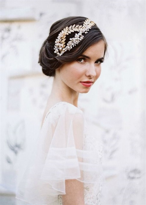 Wedding Hairstyles New Ideas with Crown