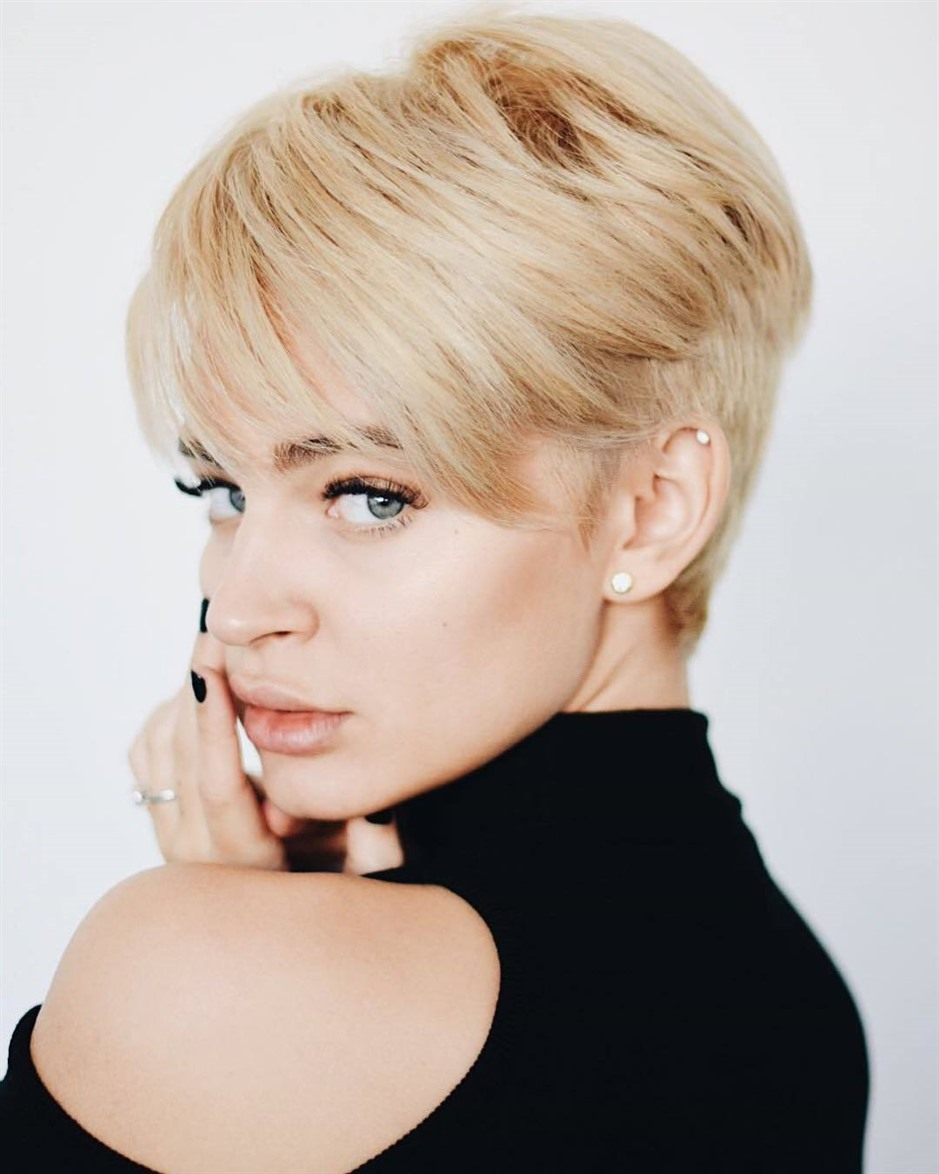 Best Short Back Hairstyles Trends  Short hairstyles on the sides and back are among the trends nowadays. Get an impressive look with pixie styling.