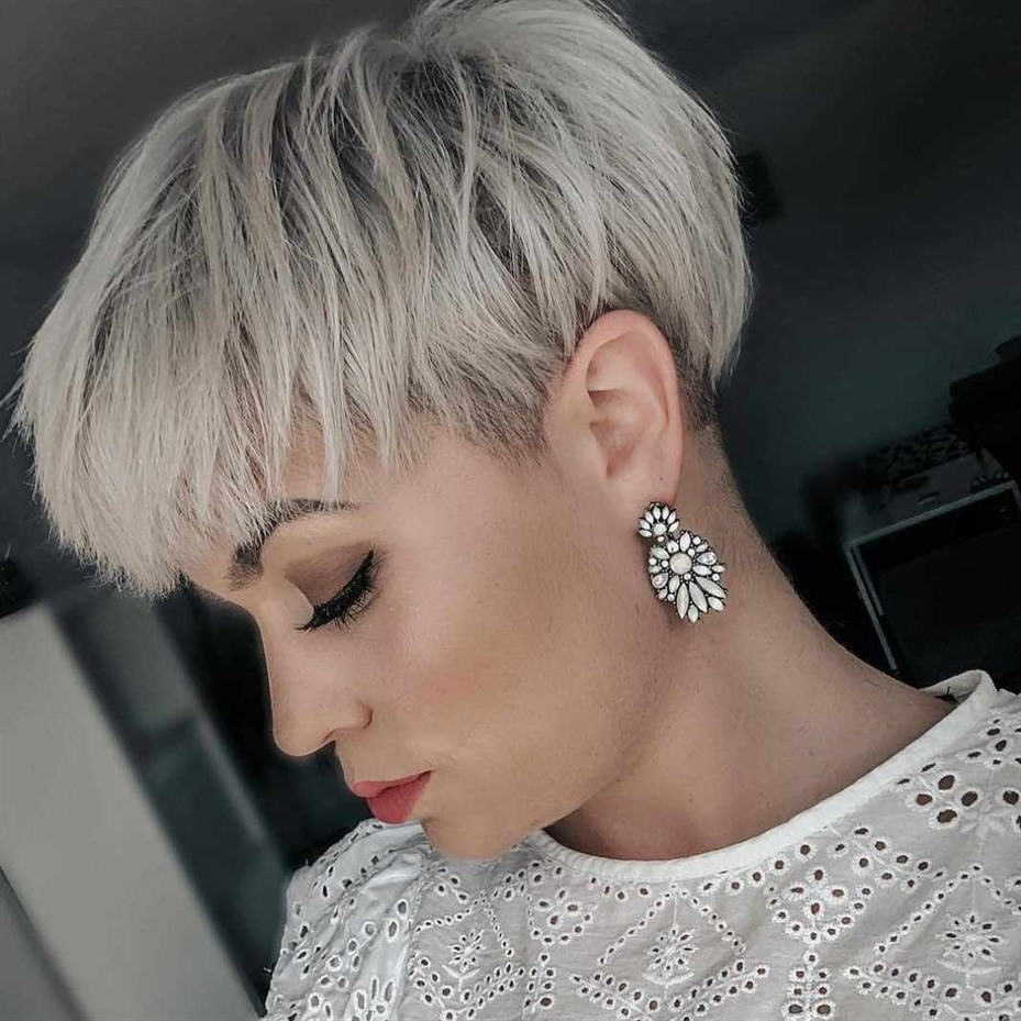 Funky and Pixie Short Hairstyles