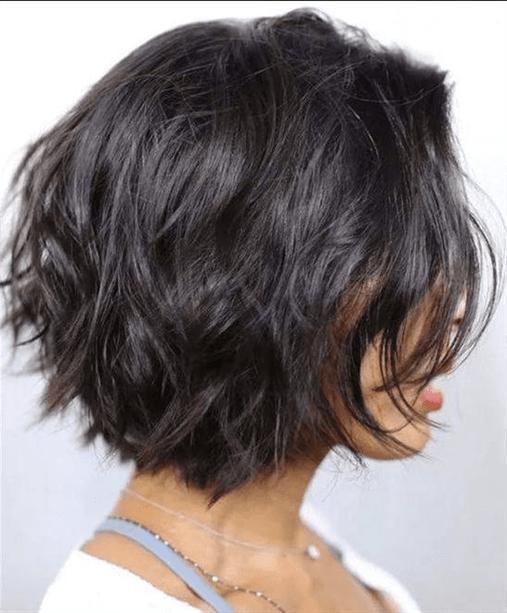 Kurzhaarfrisuren 2020 Frech  Das Frech-Modell ist im Allgemeinen ideal für Frauen, die nicht mit ihren Haaren umgehen möchten. Eine einfache und coole Wahl.