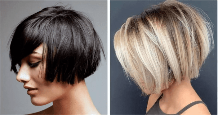 Kurzhaarfrisuren 2020 Haarschnitte