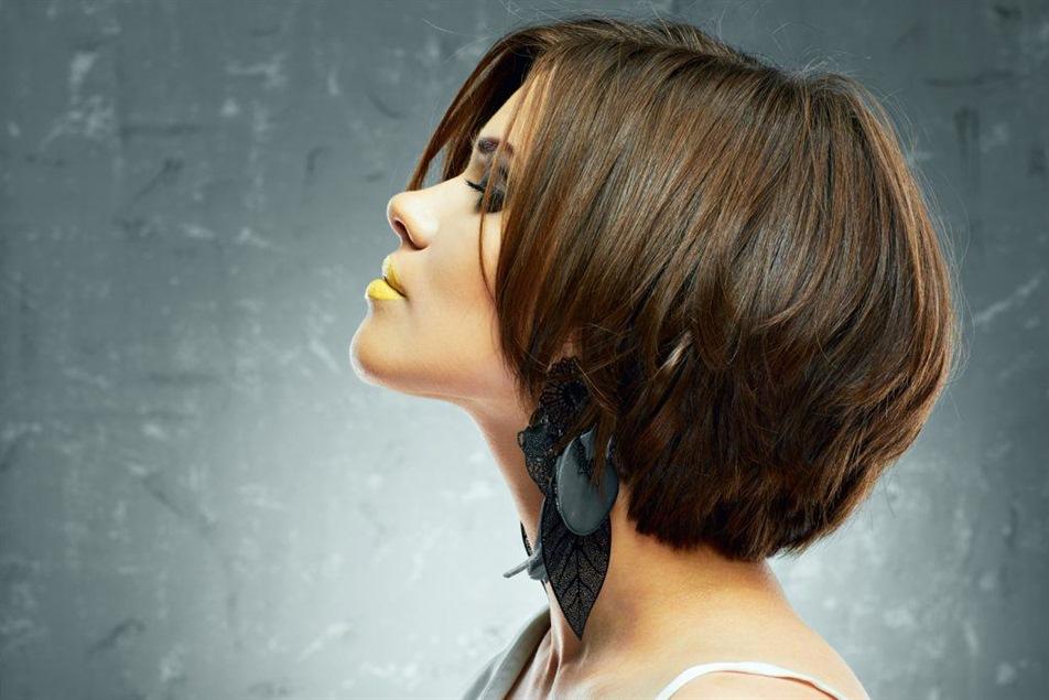 Medium Length Hairstyles Step by Step Cut
