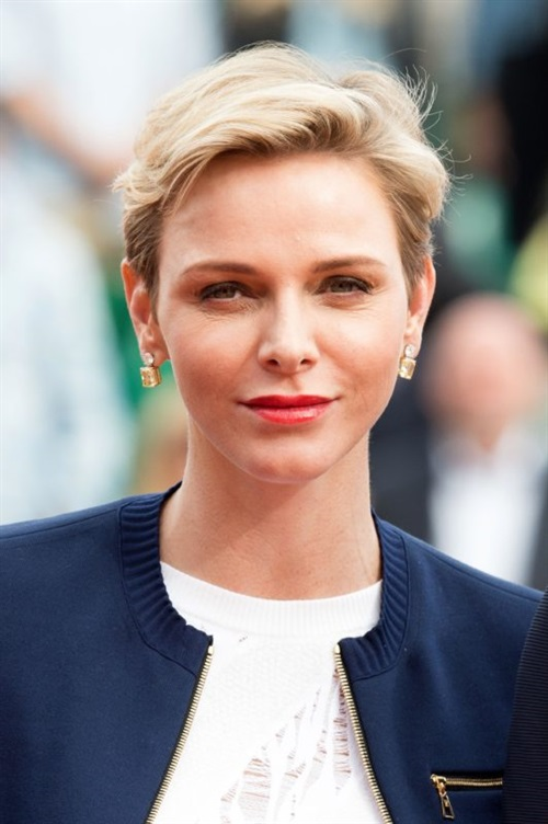 Short Hairstyles 2020 Blonde Ideas  This model, which is preferred by men today, is now very fashionable among women. Comb with the sides a little short and the tops up.