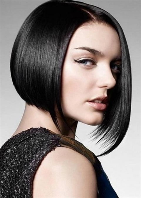 Asymmetrical Bob Hairstyles with Bangs Bob hairstyles unique hairstyle in 2020 is also good because you can try charming cute, romantic and feminine or fun and bold styles with it in large quantities.