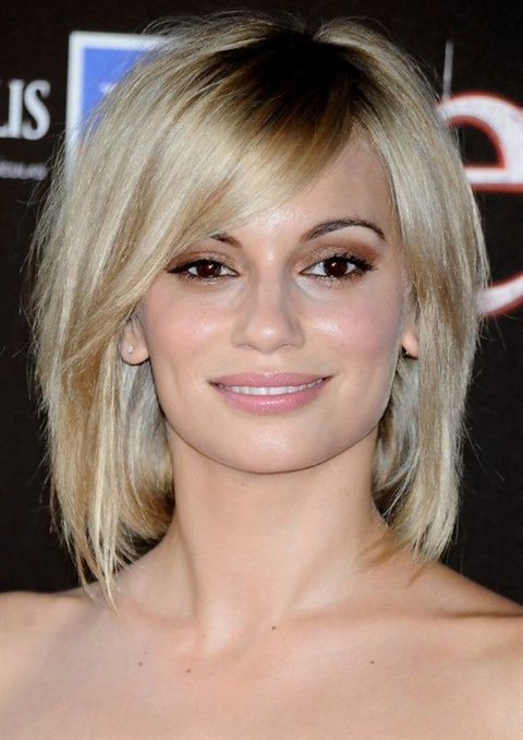 Bob Hairstyles Layered 2020 If you like long cut Bob, you can opt for this option because it is so trendy today.