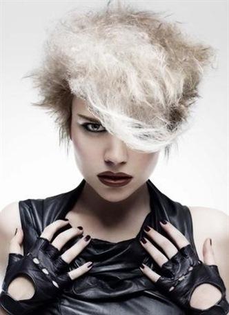 Complex Short Haircut Styles