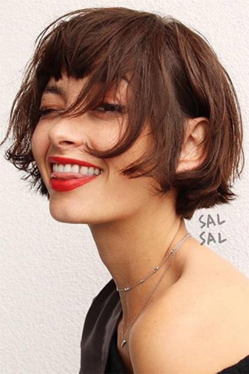 French Bob Hairstyles 2020 French Bob haircut is also highly preferred by young women today.