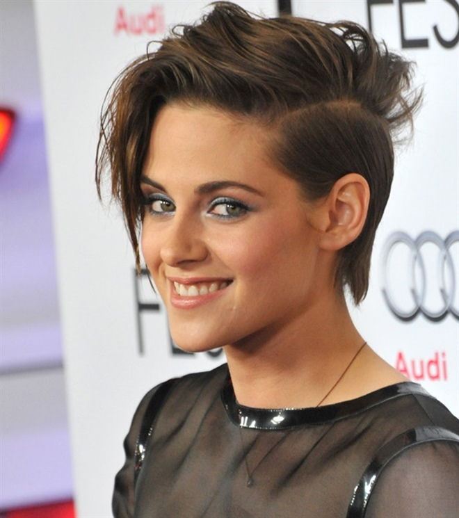 Kristen Stewart Short Hair Trends Do I have the right styling products? If you have not had short hair before, it is a good idea to spend some time on different styling products until you find the ones that suit your hair and your temperament well. So make sure you have styling products ready when you get home. Because when you wake up after your first night with your new hair, the styling party starts.