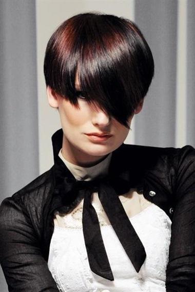 Short Haircut 2021 Asymmetrical