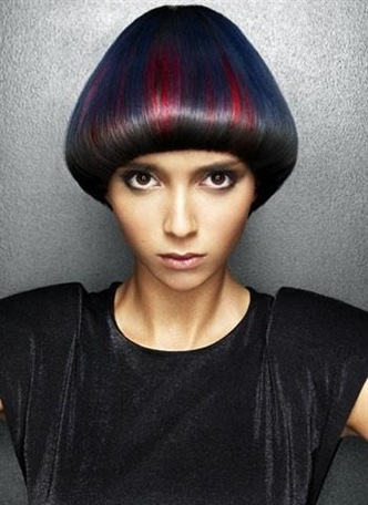 Short Haircut 2021 Colorful  Be at peace with your hair. A little coloring can be good for you and your hair.