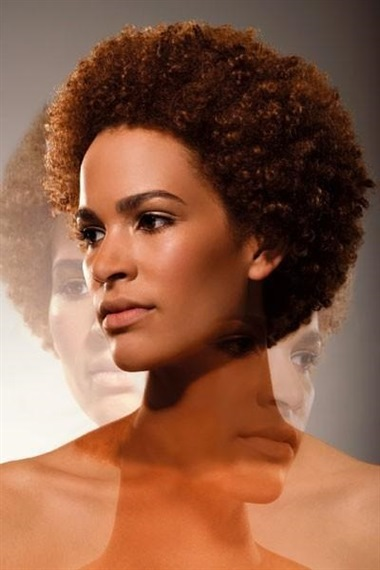 Short Haircut Afro Styles  Afro hair style is also one of the most preferred models for short hair. It is the model preferred by African American women.