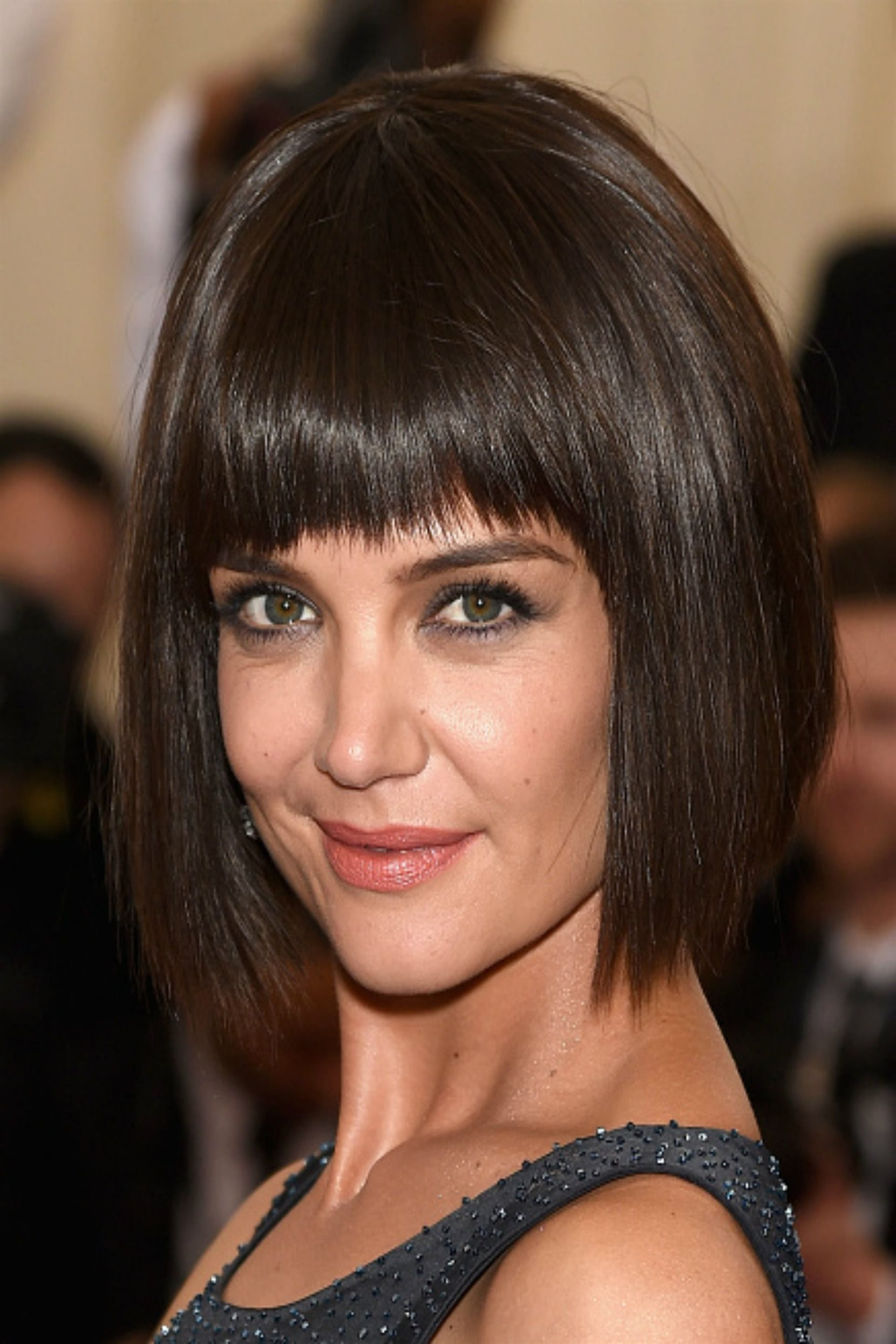 Bob Hairstyles with Bangs 2021