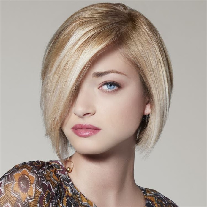 Bob Hairstyles for Blonde Women Bob models that cover half of the face also signal a comeback for 2021. This model, which was very popular for a period, started to revive again.