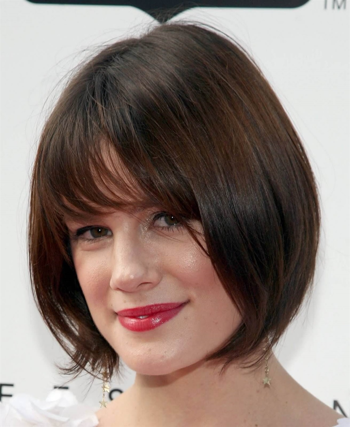 Bob Hairstyles with Bangs for 2021