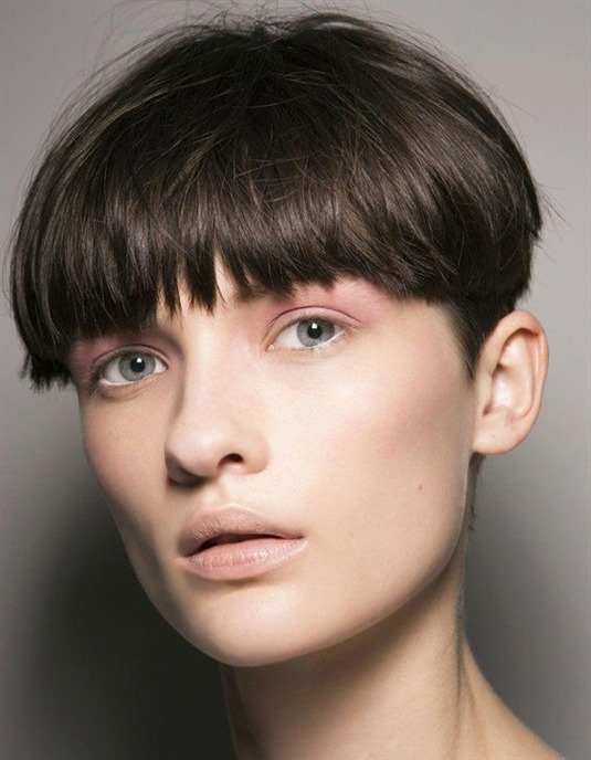 Cute Short Hairstyles for Thick Hair Women with thick hair have always felt uncomfortable with long hair. Short hair is a great option for you. You can have short hair with thick strands.