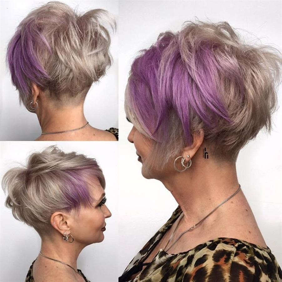 Hair Colour Ideas Over 40