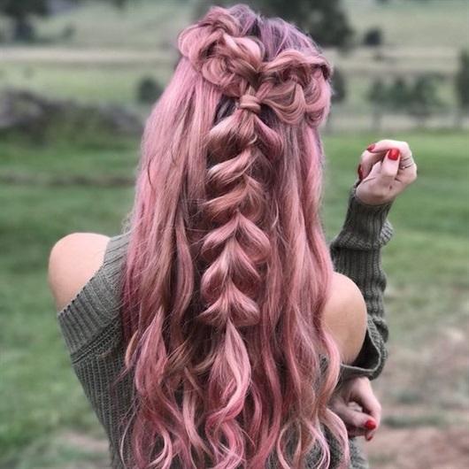 Hair Colour Ideas for Tressed Hair