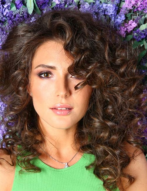 Nature Curly Hair Models 2021