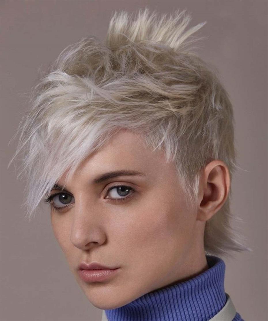 Platin Short Hair Trends 2021