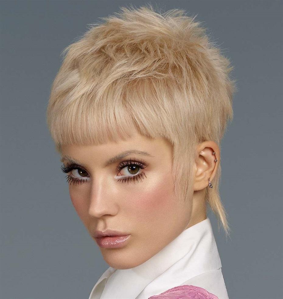 Short Hair Gothic Trends 2021
