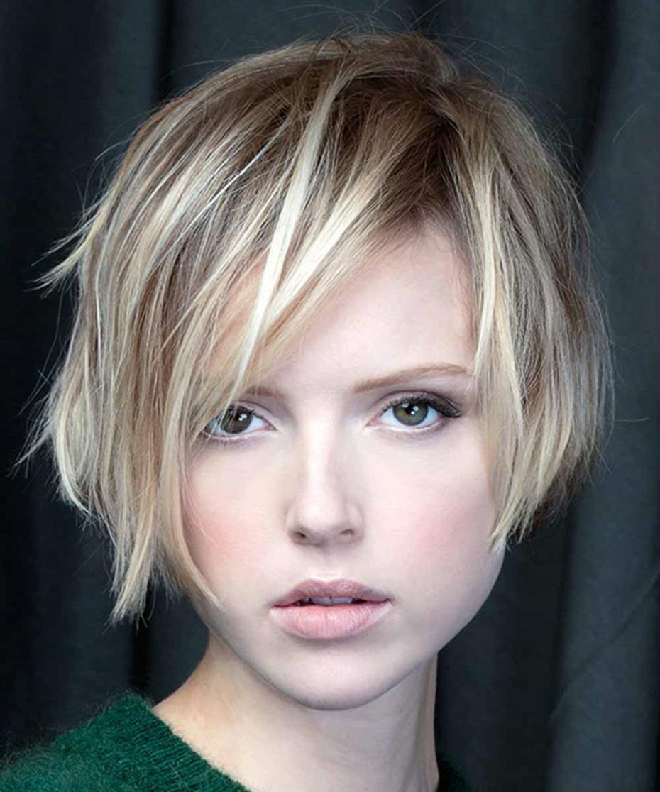 Short Hair Trends 2021 Bob Bangs