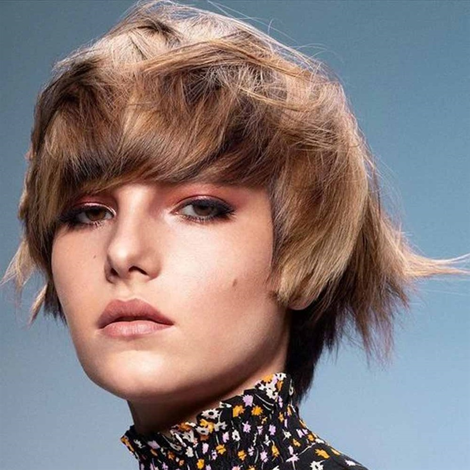 Short Hair Trends 2021 for Asymmetrical