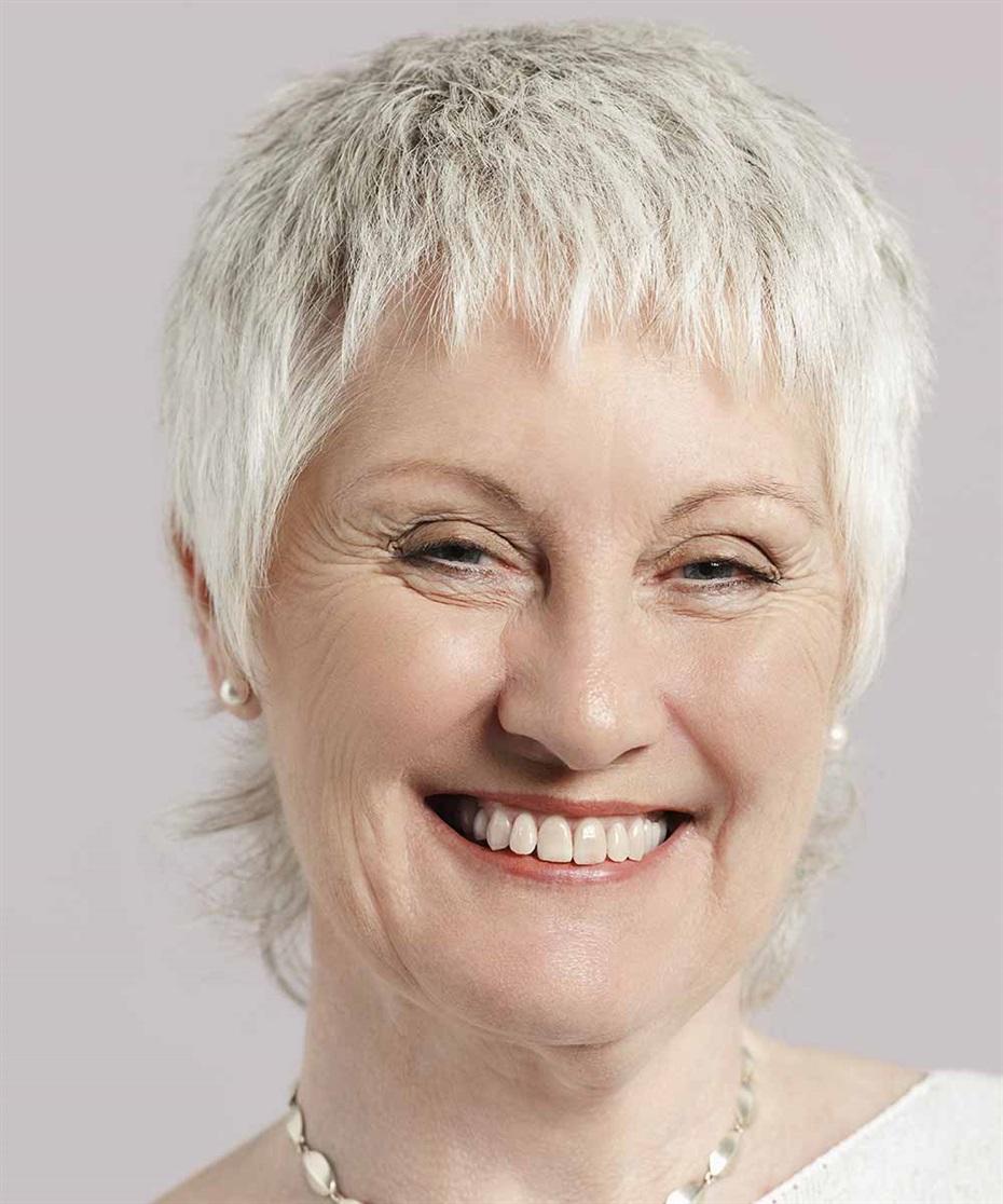 Short Hair Trends for Older Women