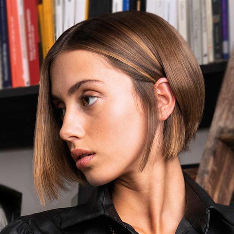 Short Hair Trens 2021 Caramell Bob