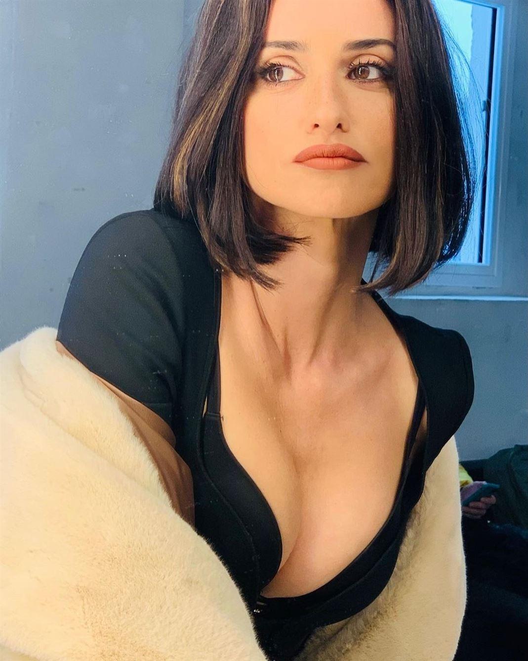 Penelope Cruz Bob Frisuren