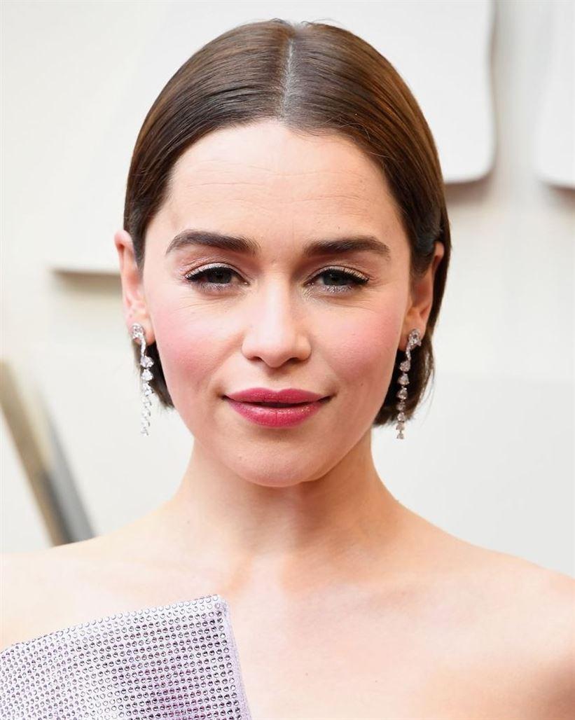 Promi Bob Frisur Emilia Clarke